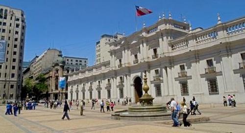 Fotos del centro historico de santiago de chile 84