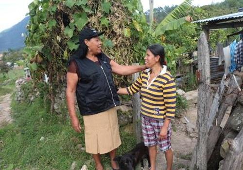 Fuente: PIFJ-OEA, Honduras.